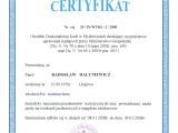 Certyfikaty legalności (5/8)