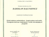 Certyfikaty legalności (6/8)